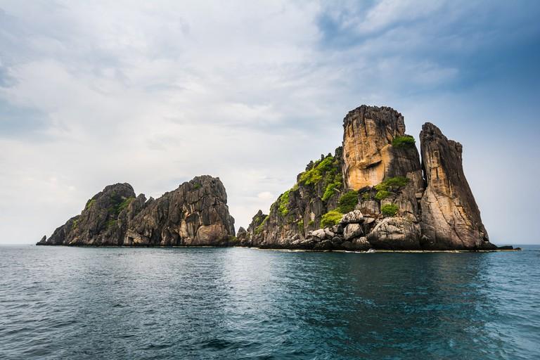 Koh Ngam Yai, Chumphon, Thailand | ©sittitap/Shutterstock