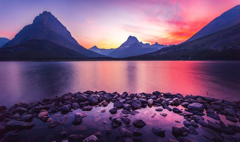 Glacier National Park | © Larry McMillan / Shutterstock