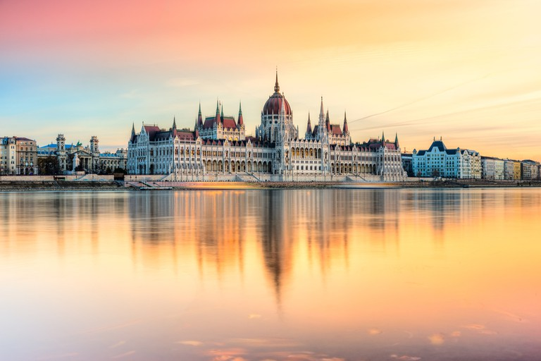 Budapest Parliament | © Luciano Mortula / Shutterstock