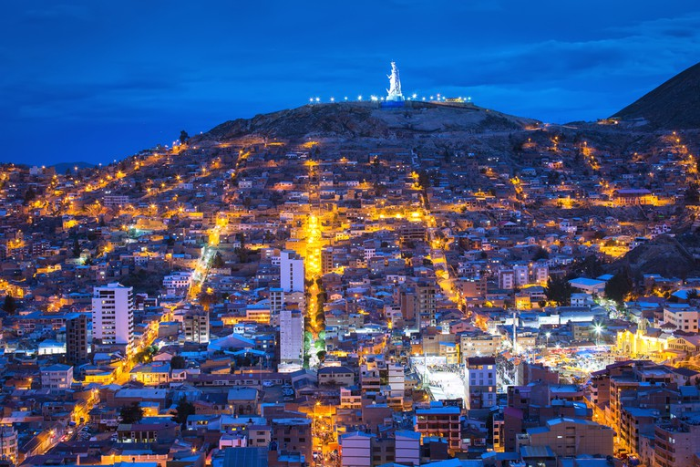 Oruro, Bolivia © sunsinger / Shutterstock