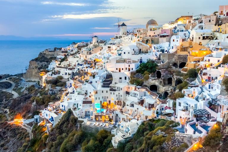 Santorini | © Turtix / Shutterstock