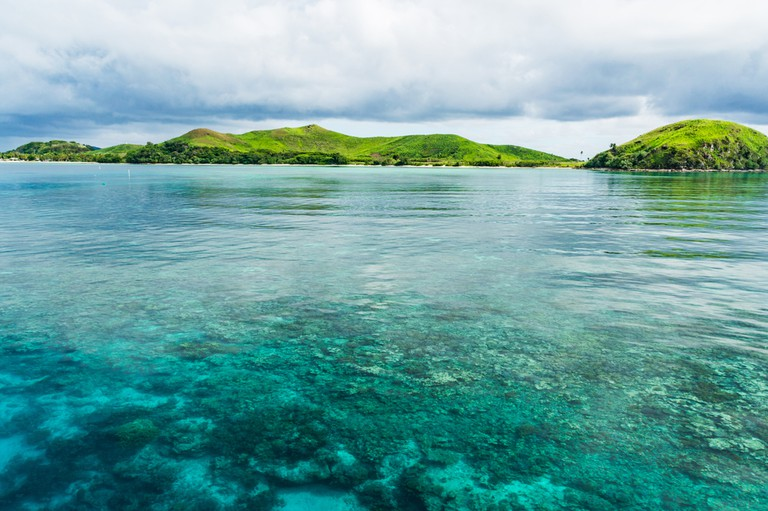 The clear waters of Fiji | ©  Benedikt Juergen / Shutterstock