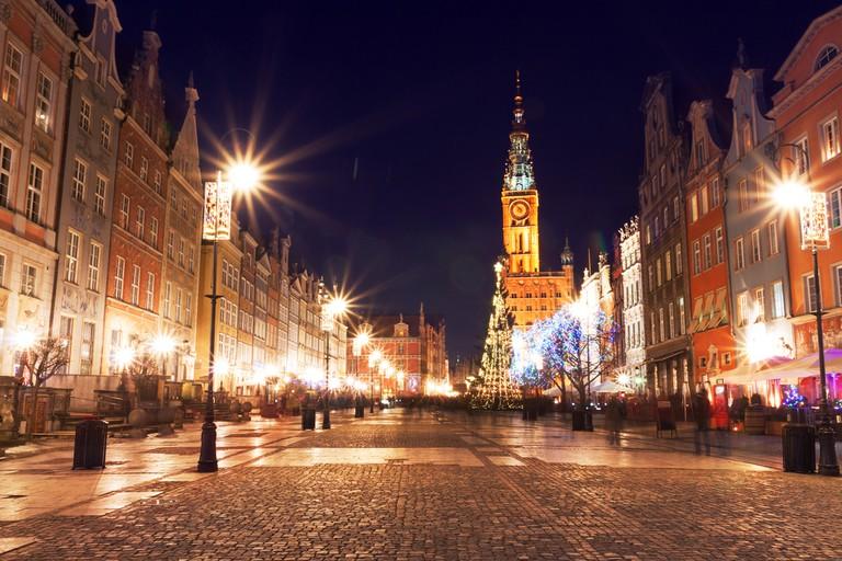 Old Town Gdansk   © Elena Sib / Shutterstock