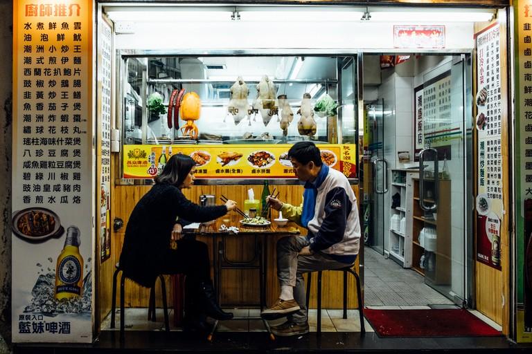 Mongkok, Kowloon city © Caroline Pang / Shutterstock