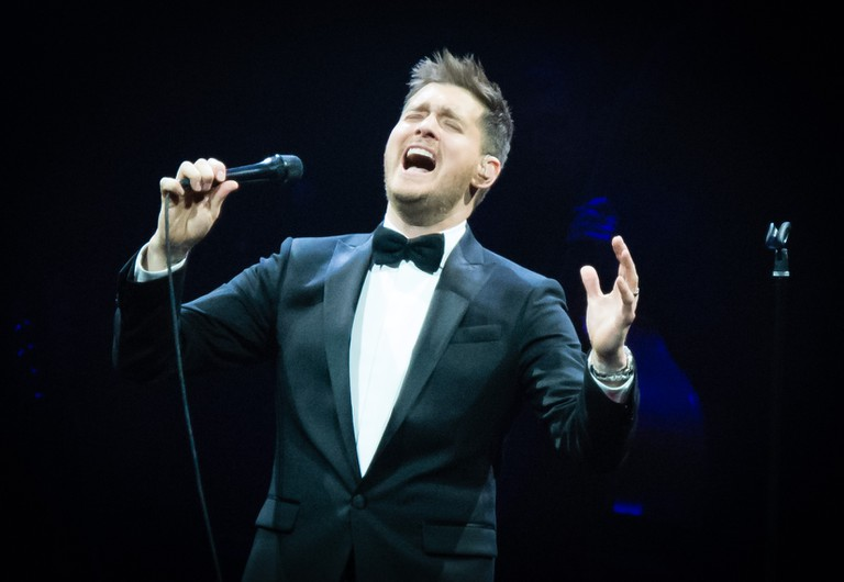 Michael Buble pulled out as host | ©Richard Isaac / REX / Shutterstock