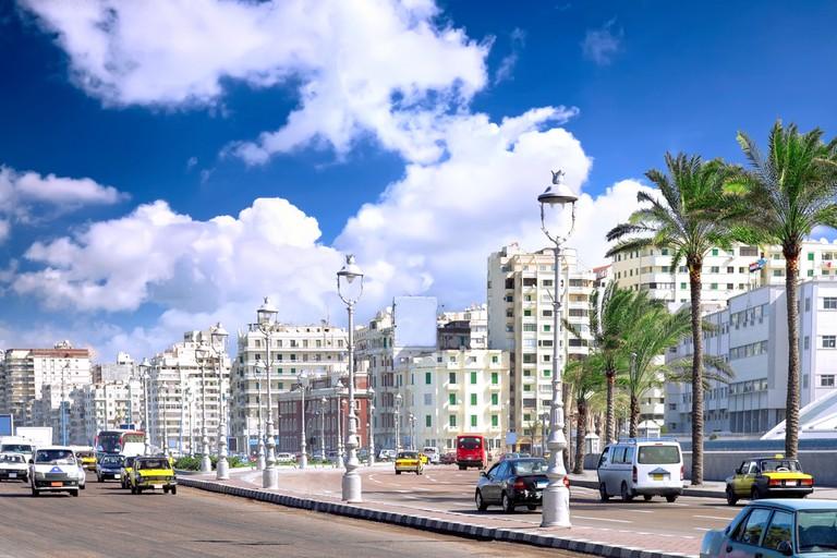 Alexandria city | ©Brian Kinney / Shutterstock