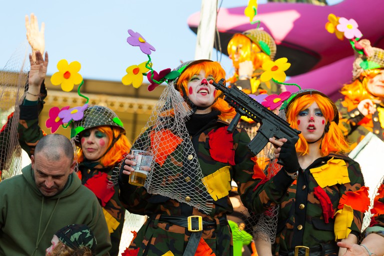 Carnival of Viareggio attracts 600 thousand | © Antonio Gravante / Shutterstock