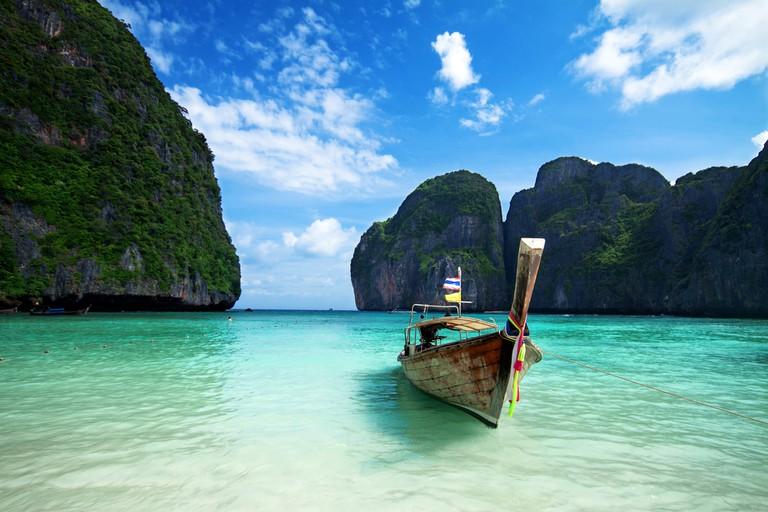 Maya Bay | © Songchai W/Shutterstock