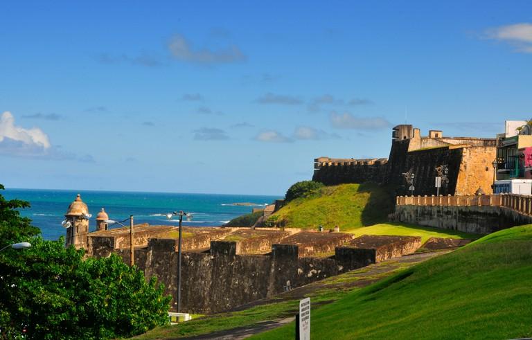 Old San Juan, Puerto Rico   © Sahani Photography/Shutterstock