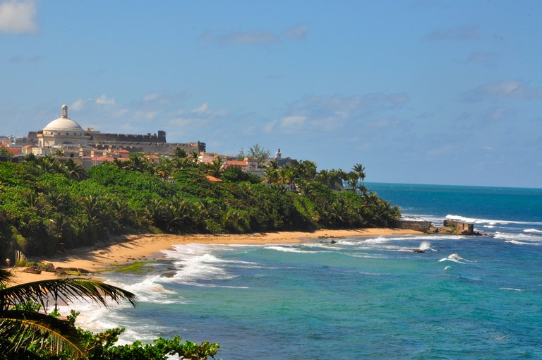 La Perla, Old San Juan, Puerto Rico   © Sahani Photography/Shutterstock