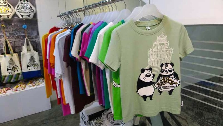 Soda Panda T-shirts   Courtesy of Macau Creations