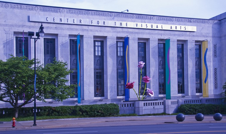 Frist Center For The Visual Arts / (c) Ron Cogswell / Flickr