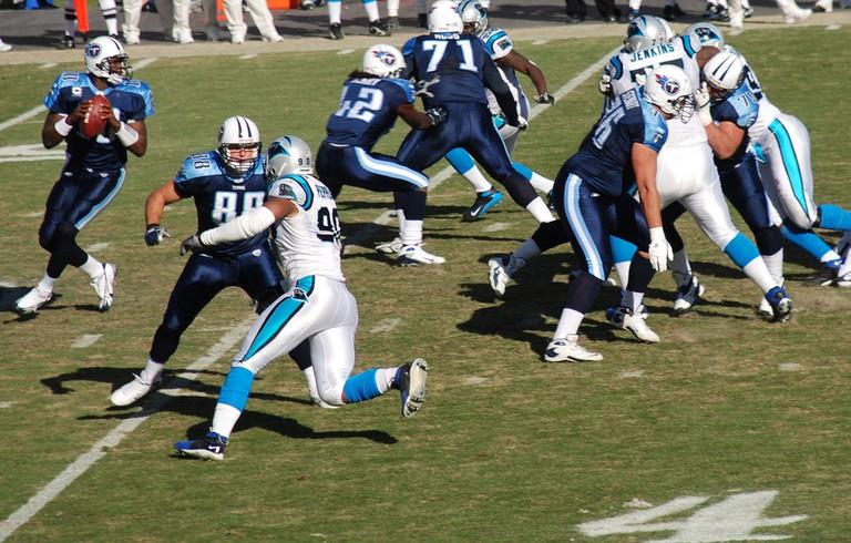 Titans vs. Panthers / (c) Rex Hammock / Flickr