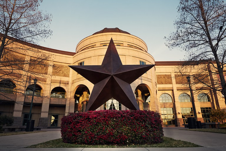 Learn all about the history of Texas at the Bob Bullock Museum