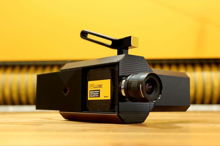 Kodak's Super 8 camera. | Courtesy Kodak.
