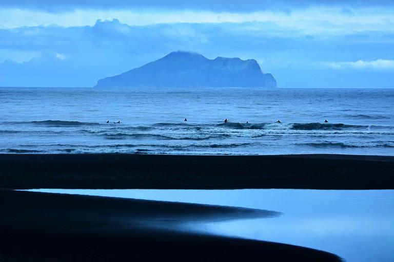 Surfing in Taiwan | © 白士 李/Flickr