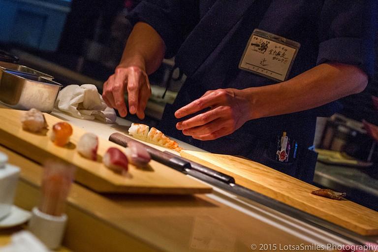 Kyoto Style Sushi