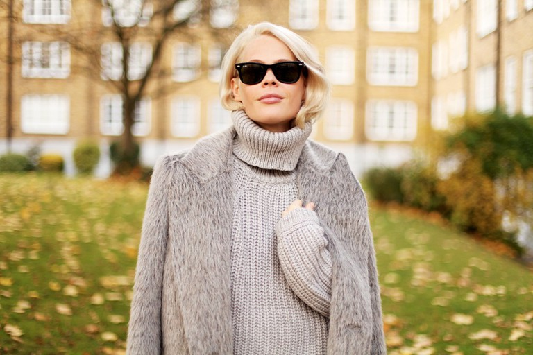 Sweaters are a best seller at Casiopea | FashionGum.com