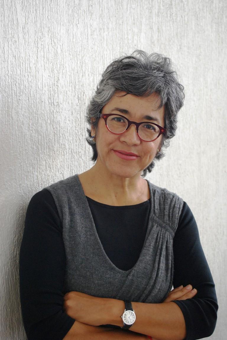 Cristina Rivera Garza | © ThelmaDatter/WikiCommons