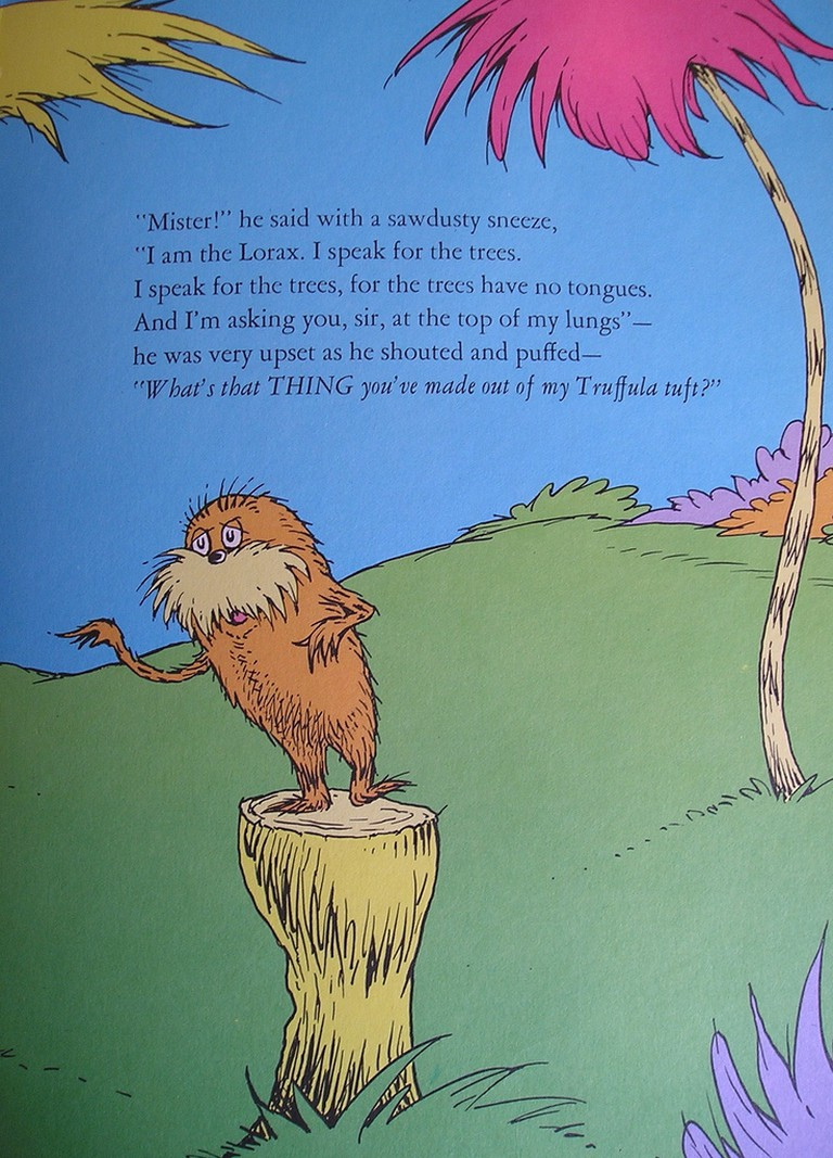 The Lorax | © Jason Rogers/Flickr
