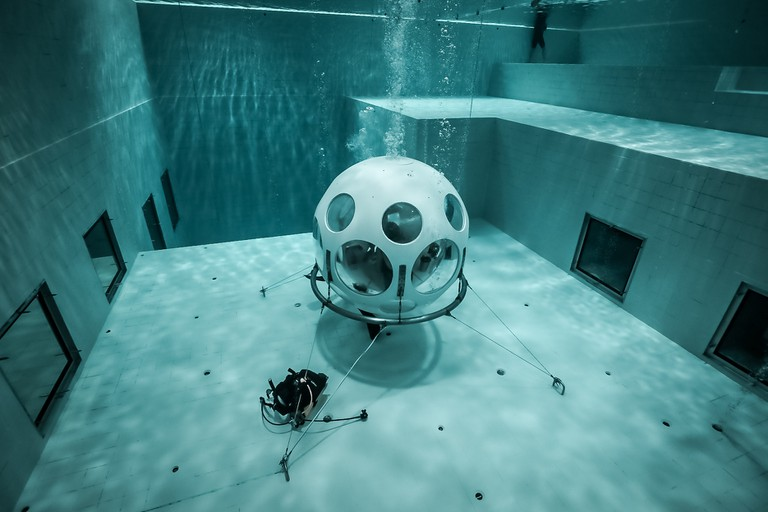 The Pearl | Courtesy of Nemo 33