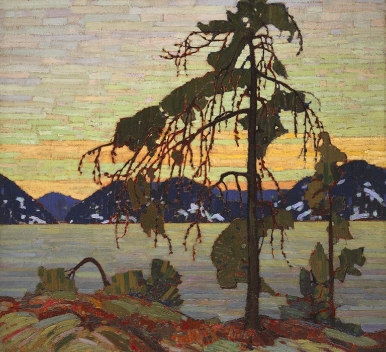 The Jack Pine (1917) by Tom Thomson   Public Domain/WikiCommons