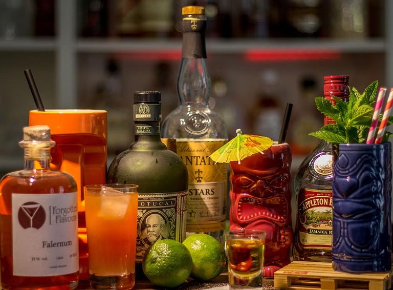 Tiki cocktails |© Stefan Giesbert