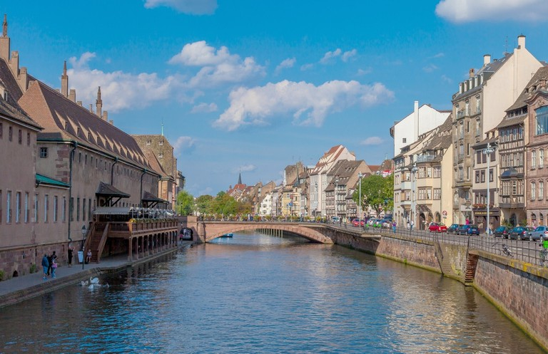 Old Customs House and Corbeau Bridge in Strasbourg ©Philippe de Rexel/OT Strasbourg