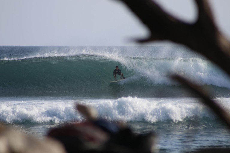 Racy barrels/©Tommy Michael BADFish Photography