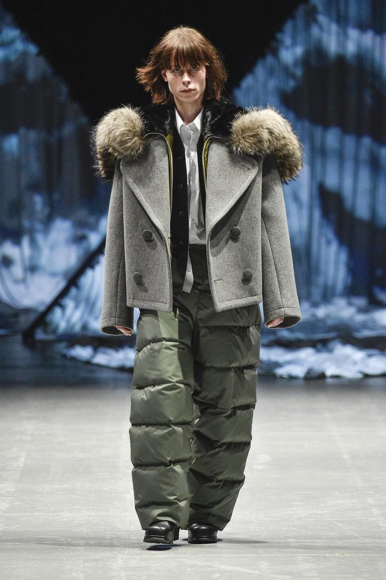 Tonsure AW17 | © Copenhagen Fashion Week