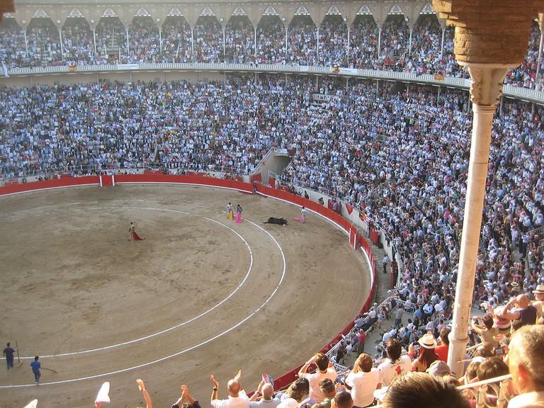 The last bullfight in Barcelona © МаратД