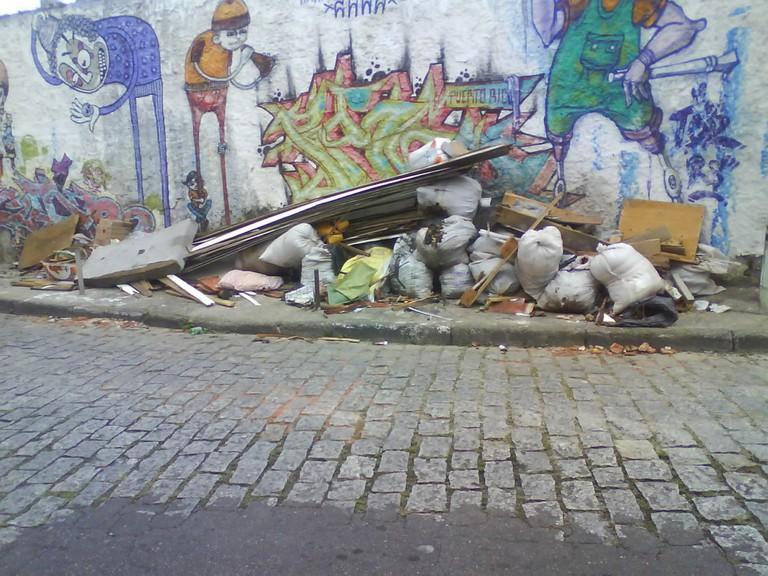 Trash © Silvia Lopes/Flickr