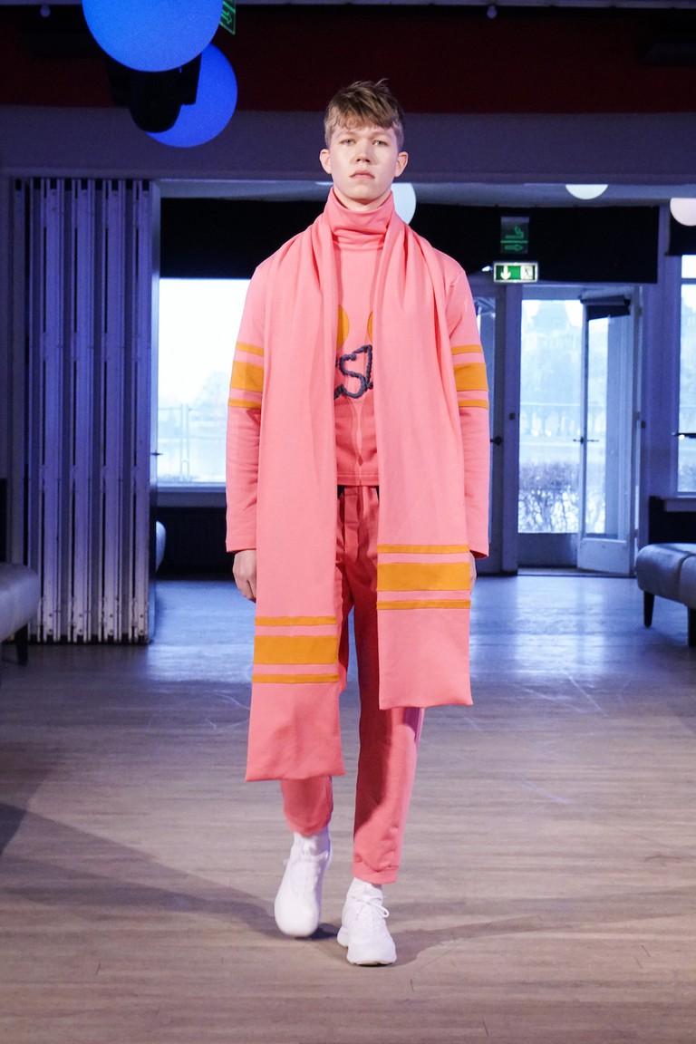 Trine Lindegaard AW17 | © Copenhagen Fashion Week