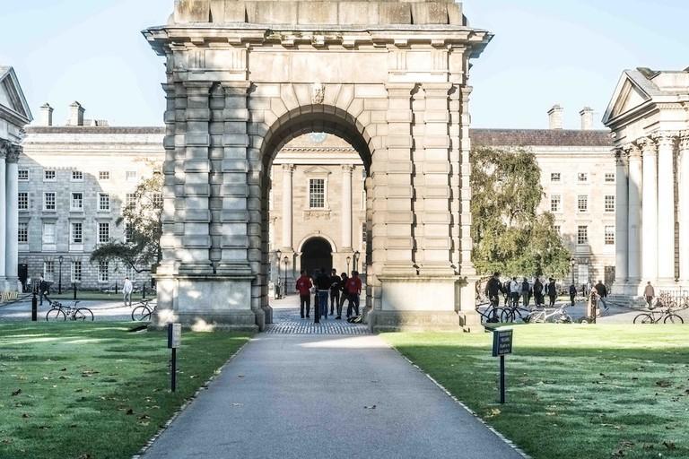 Trinity College Dublin | © William Murphy:Flickr