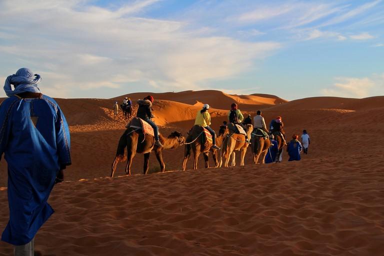 Sahara Desert © Jimbochan/Pixabay