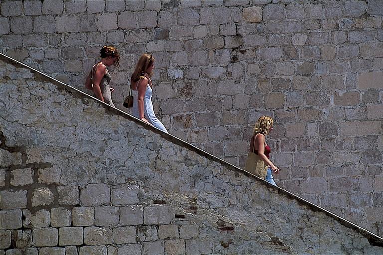Dubrovnik City Walls © Andrija Carli