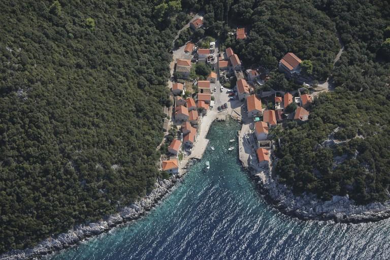 Village in Lastovo, Croatia/ Boris Kragić/photonet.hr