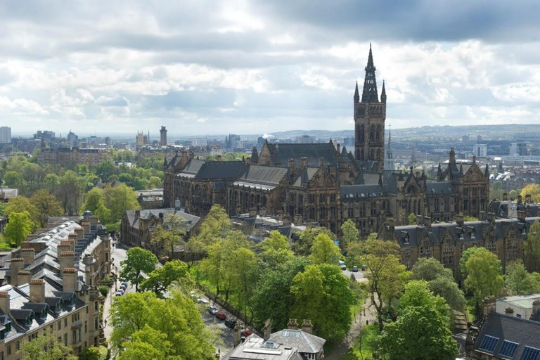 University Of Glasgow Campus | Courtesy Of The University Of Glasgow
