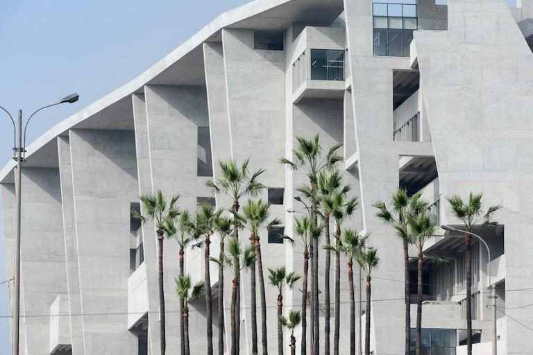 UTEC, Lima   © Iwan Baan/Courtesy of Grafton Architects