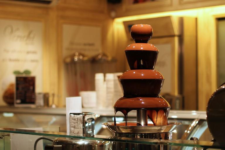 Venchi Chocolate, Daniel Dionne, Flikr