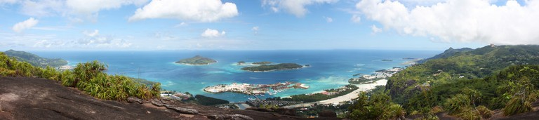 view from mount copolia