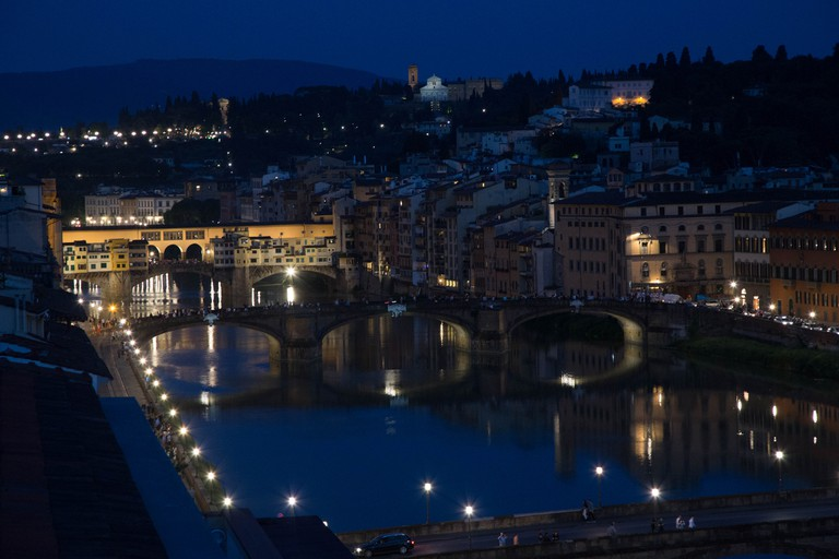 View from Westin Excelsior in Florence, John Sanfillippo, Flikr