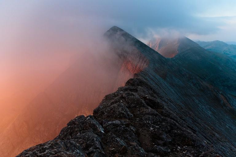 Koncheto Ridge in Pirin I © Dido3/WikiCommons