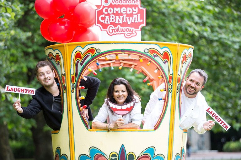 © Naoise Culhane | Courtesy of Vodafone Comedy Carnival