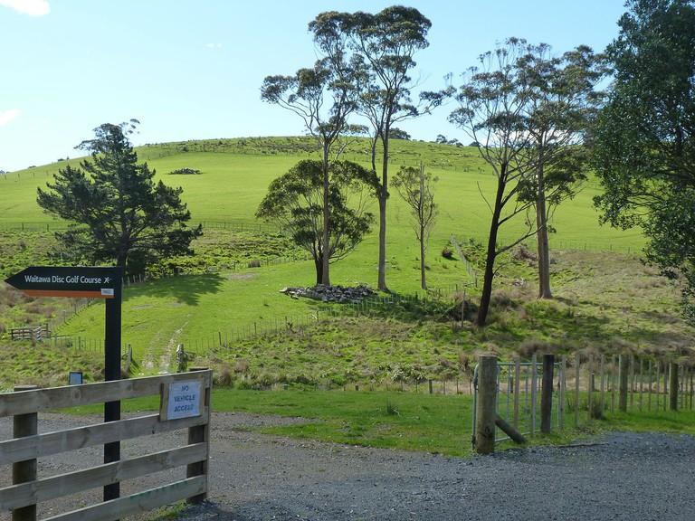 Waitawa Regional Park   © Podzemnik/Wikimedia Commons