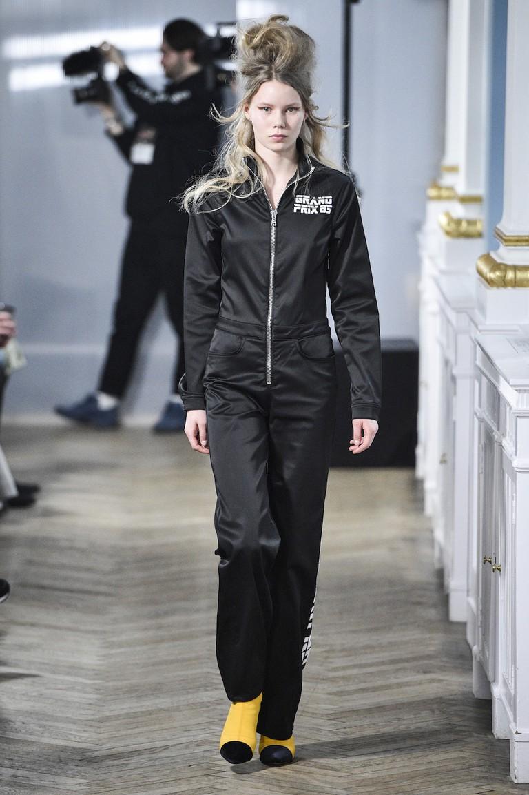 Won Hundred AW17 | © Copenhagen Fashion Week