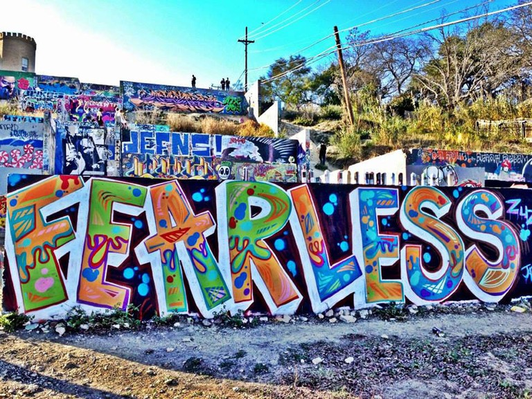 Fearless   © ZuZu Perkal