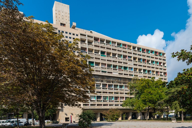 The Corbusier city in Marseille  © Alan Wylde/flickr