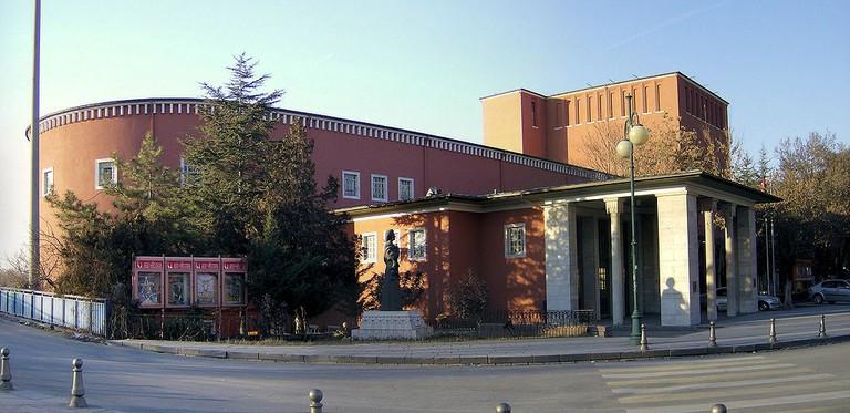 Ankara Opera House   © Atilim Gunes Baydin/Wikimedia Commons