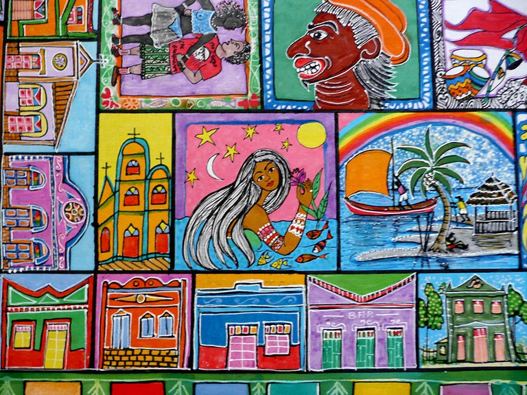 Arte da Bahia / © Butterfly austral / Wikimedia Commons